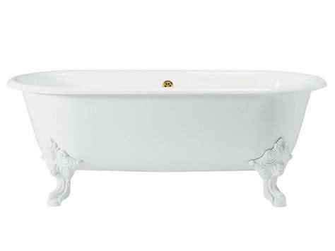 baignoire en fonte baignoire en fonte sur pieds cleo collection baignoires en