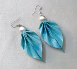 Handmade Paper Jewellery - paper earrings handmade paper jewellery flickr photo