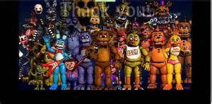 New scott games image new endoskeletons toy fredbear cartoon