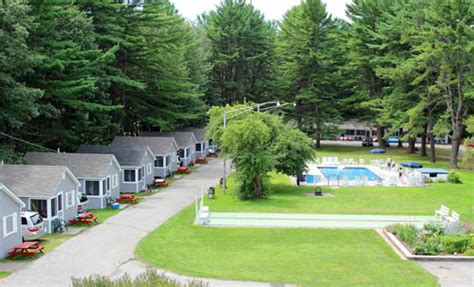 Orchard Maine Cabins by Orchard Maine Vacation Elmwood Motor Court And