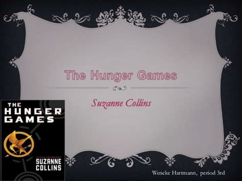 hunger games themes power the hunger games power point