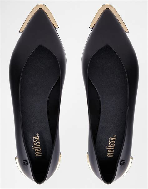 flat black shoe spice pointed black flat shoes in black lyst