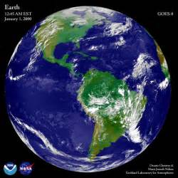 what color is the earth earth at the turn of the century image of the day