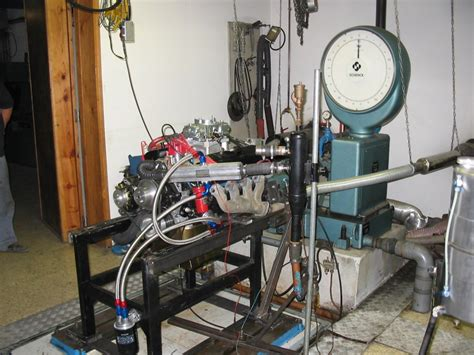 engine test bench