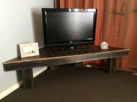 fabriquer un canapé d angle fabriquer meuble tv angle solutions pour la