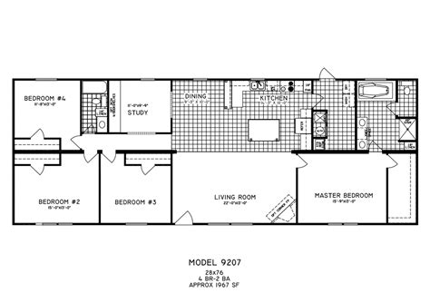 mobile home floor plans manufacturers and models manufactured homes home
