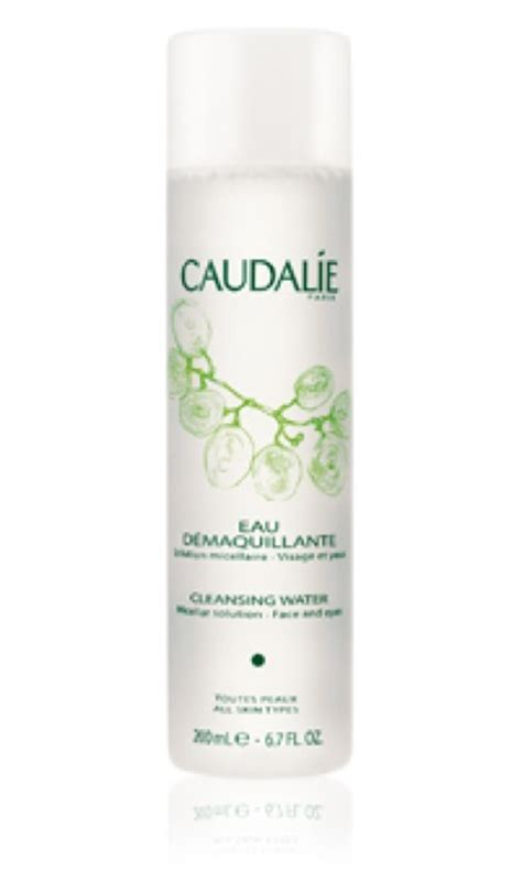 Water Only Detox Cleanse by Caudalie Cleansing Water A Model Recommends