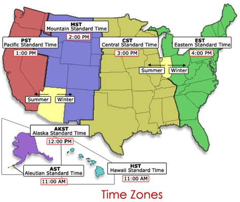 us time zones map with current local time us time zone map united states search results calendar
