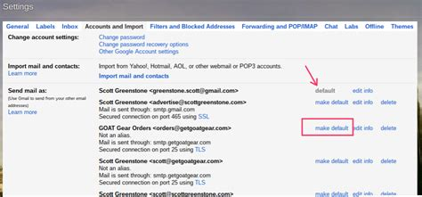 gmail reset to default settings inbox by gmail change default email