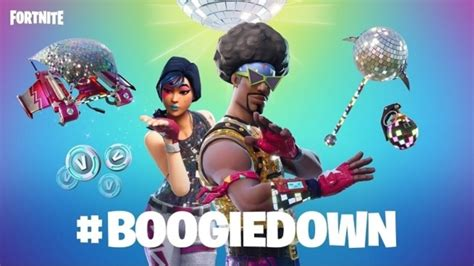 fortnite boogie fortnite boogiedown contest announced boogie your way to