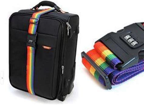 Luggage Belt Luggage Straps luggage suitcase luggage suitcase secure lock safe belt
