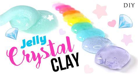 tutorial slime malaysia diy jelly clear slime tutorial instagram inspired diy