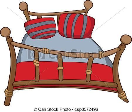 pic of bed clip vecteur de maison dessin anim 233 lit meubles