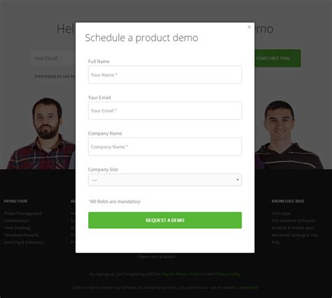 12 tips to optimize your web forms for lead generation
