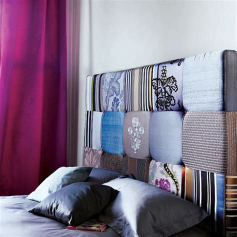 patchwork headboard patchwork headboard the style files