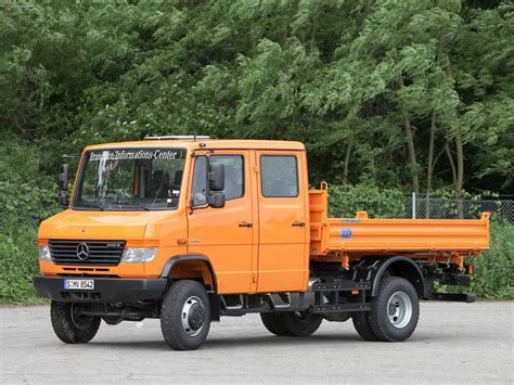 mercedes vario 4x4 search vans