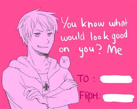 anime valentines card prussia valentines card by lord rav3n on deviantart
