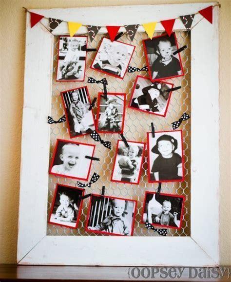 decorar regalos con fotos 30 ideas para decorar una habitaci 243 n con fotos