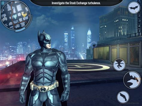 batman rises apk the rises for ios and android review