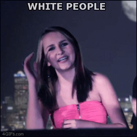 Little White Girl Meme - white people dancing lol white people know your meme