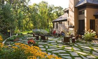 Back yard flooring perfect backyard retreat 11 inspiring backyard