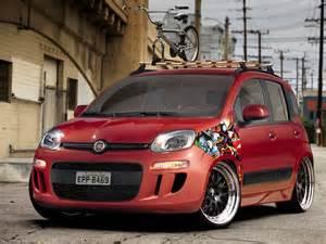 Fiat Panda Tuning Fiat Panda 2013 Tuning