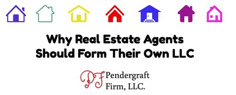 why you should become a real estate agent after university why real estate agents should form their own llc the