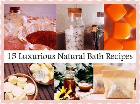 bathtub crank recipe natural bath recipes