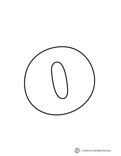 Lowercase Bubble Letter o | Woo! Jr. Kids Activities O Bubble Letters