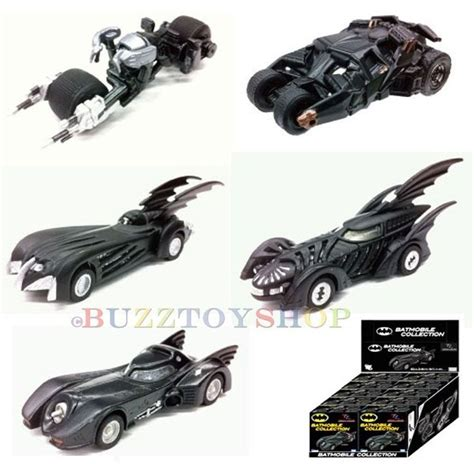 Batman Tomica Limited Set Diecast takara tomy tomica limited batmobile collection batman car set of 5 vehicle cars