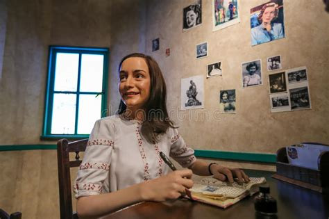 anne frank house biography anne frank editorial stock photo image 61371783