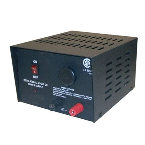 12 volt bench power supply psl 1206 power supply 12 vdc 6a