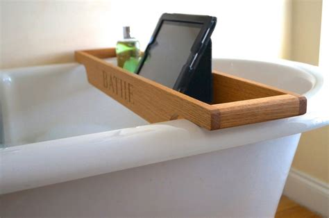 bathtub racks wooden bath rack pdf woodworking
