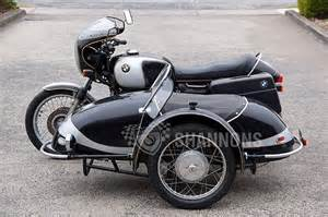 sold bmw r90s motorcycle with tillbrook sidecar auctions