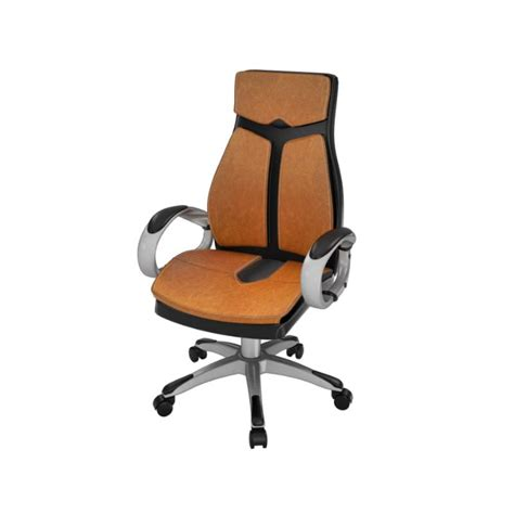 z line executive chair z line designs leathercare executive chair brown and black