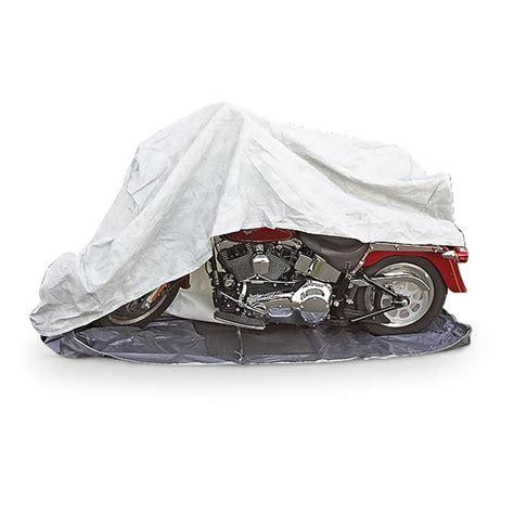Abdeckhaube Motorrad by Fully Enclosed Motorcycle Cover 200678 Atv Utv