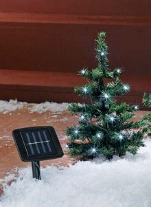 16 in solar powered christmas tree for cematery solar trees carolwrightgifts