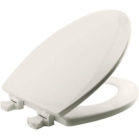 bemis toilet bemis lift elongated closed front toilet seat in