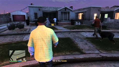 gta 5 cj house gta 5 grove street cj s old house spoiler alert youtube