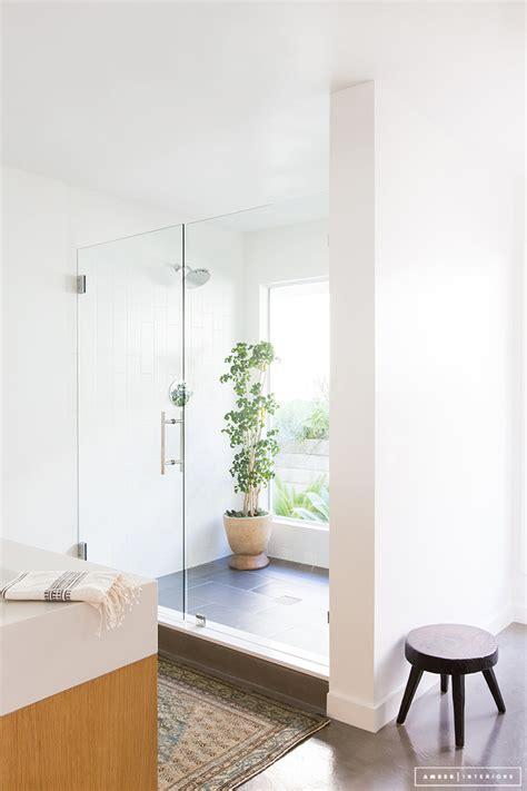 minimalist mid century home
