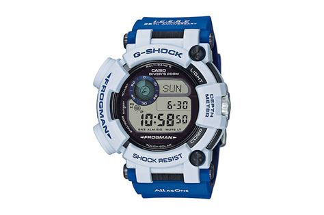 Gshock Casio Gshock Frogman Gwf1000 Hitam Limited Edition casio g shock gwf d1000k 7jr frogman quot the sea and the earth quot hypebeast