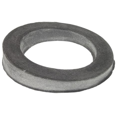 bathtub overflow seal danco waste and overflow gasket 88350 the home depot