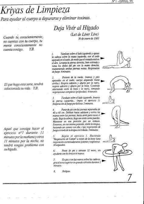 imagenes de kriya yoga a kriya para el buen funcionamiento del h 237 gado kundalini