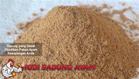 Tepung Jagung Sebagai Pakan Ternak tepung yang dapat dijadikan pakan ayam kesayangan anda