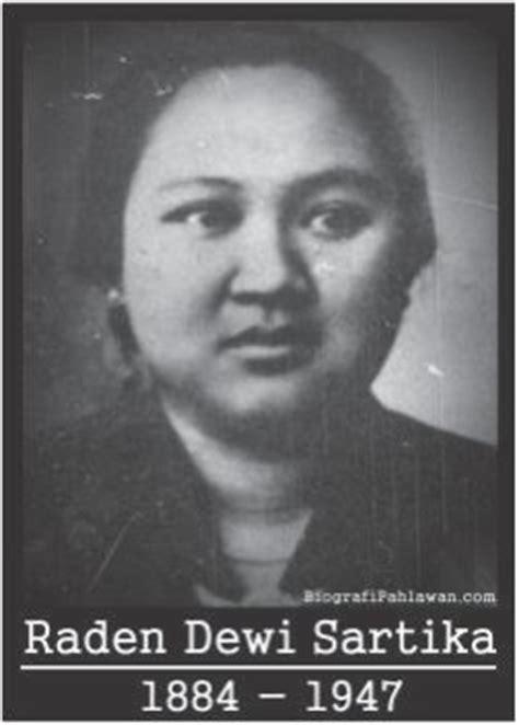 biografi dewi sartika pahlawan pendidikan indonesia 17 best images about tokoh pahlawan nasional on pinterest