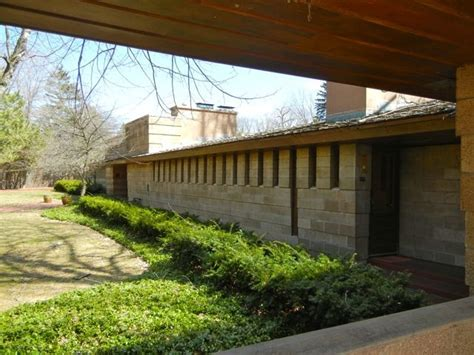 frank lloyd wright s adelman house in wisconsin receives 11 best images about fllw adelman house on pinterest