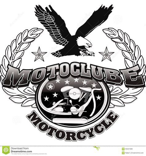 design art racing motorcycle biker racing design stock illustration image