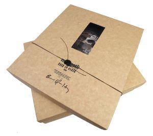 Kaos Baby On Board china foldable cardboard t shirt packaging box zd pb3