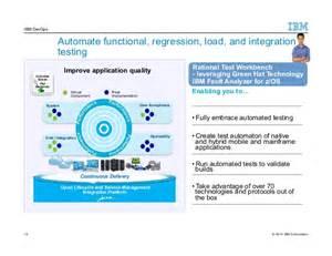 Blueprint App devops for the mobile enterprise test and deploy