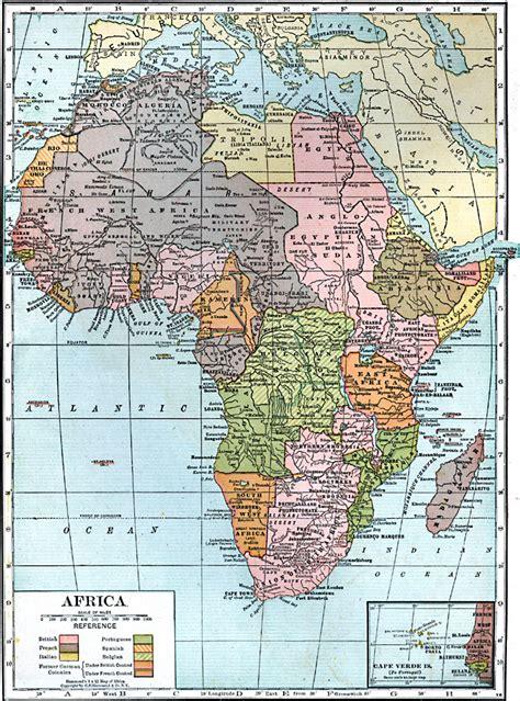 africa map 1500 africa